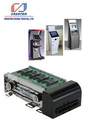 RFID motorisierter ISO14443 Kartenleser mit Schnittstelle RS232, Magnetstreifenkarte-Leser