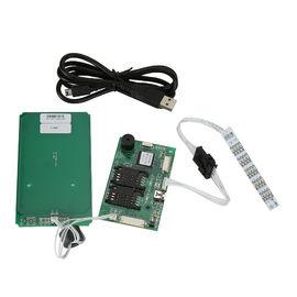 Auto-Leser-Verfasser RFID USB intelligenter für ZWEI SAM-Karten, kontaktloser Rf-Kartenleser